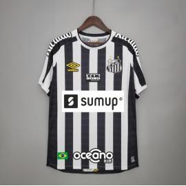 Camisas all sponsor Santos Fútbol Club Segunda Equipación 2021