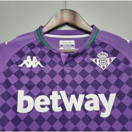 Camiseta 2ª Real Betis 2020/2021 Niño