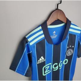 Camiseta A-j-a-x 2ª Equipación 2021-2022 Niño