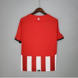 Camiseta Athletic Club Bilba_o Primera Equipación 2021-2022