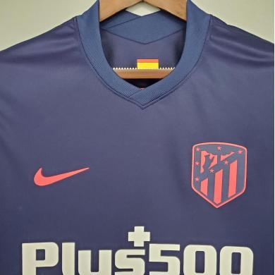 Camiseta Atlético De Madrid 2ª Equipación 2021/2022