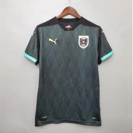 Camiseta Austria Segunda Equipación 2020-2021