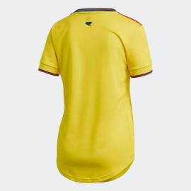 Camiseta Colombia Primera Equipación 2020-2021 Mujer