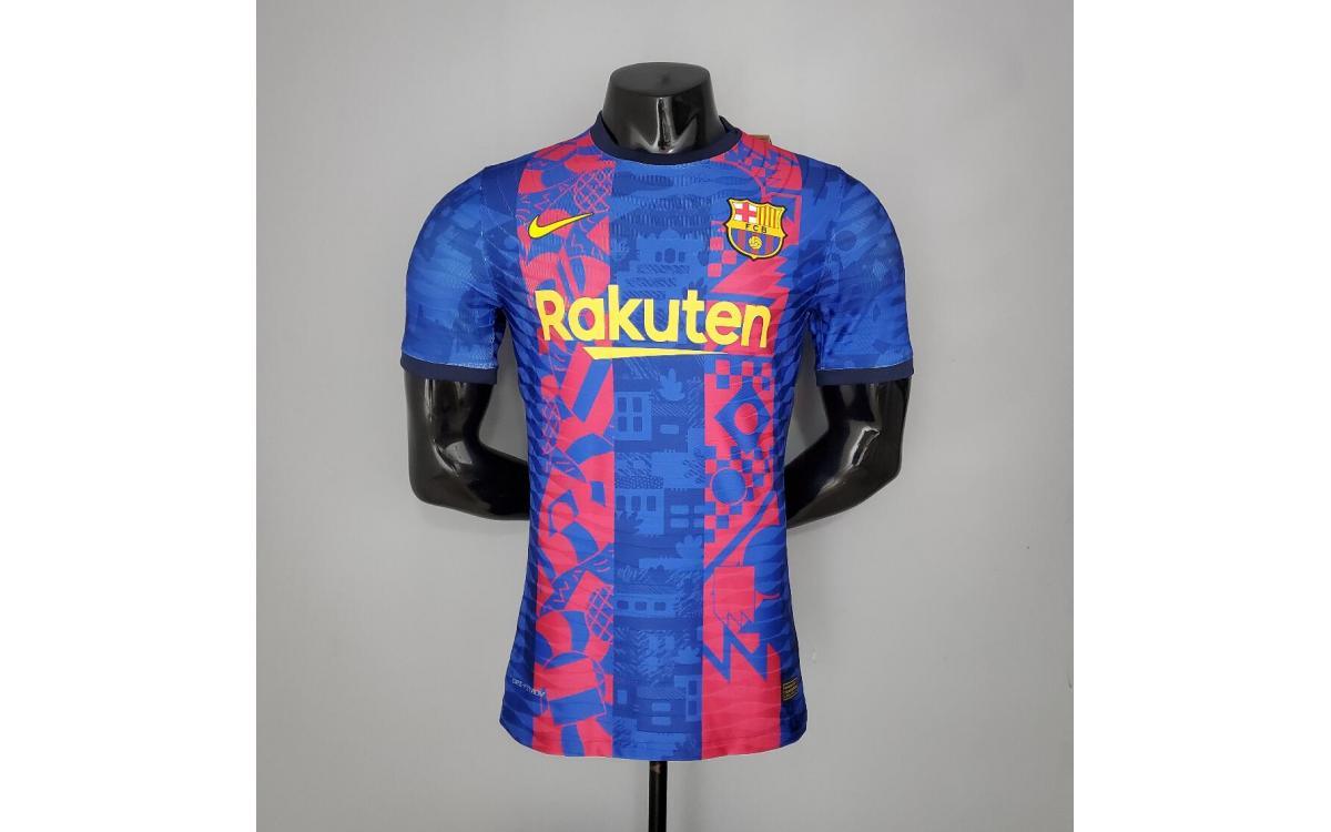 La nueva camiseta del Barcelona para la Champions