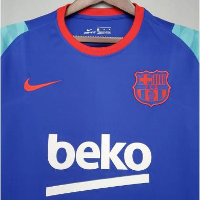 Camiseta Fc Barcelona Vaporknit Strike Dril Top 2020-2021