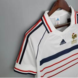 Camiseta France Primera Equipación 1998