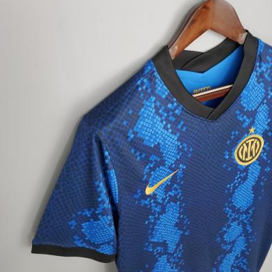 Camiseta Inter De Milán 1ª Equipación 2021/2022