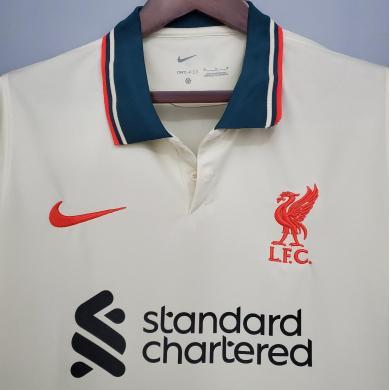 Camiseta Liverpool 2ª Equipación 2021/2022