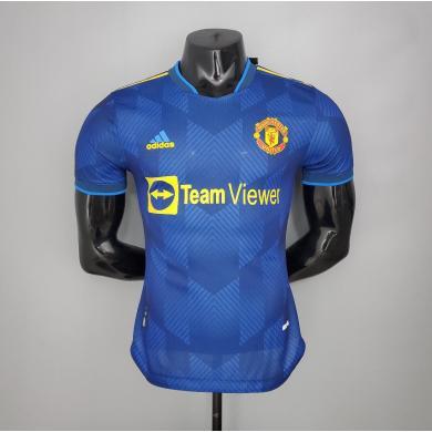 Camiseta Manchester United 2ª Equipación 2021/2022