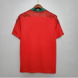 Camiseta Marruecos 1ª Equipación 2020-2021