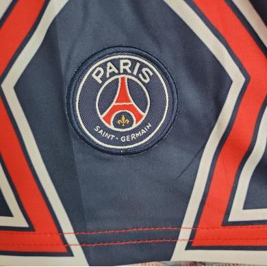 Camiseta Paris Saint-Germain Primera Equipación 2021-2022 Niño