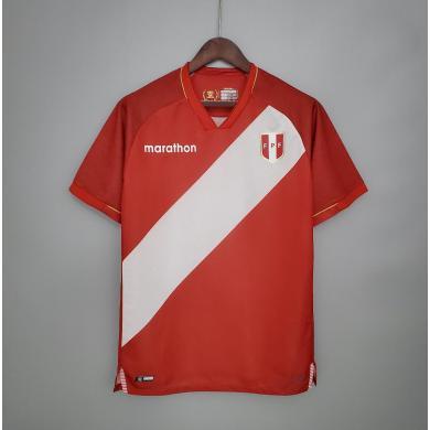 Camiseta Perú Segunda Equipaciónes De Fútbol 2021/2022