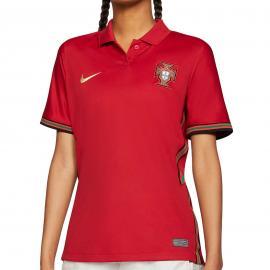 Camiseta Portugal Stadium Primera Equipación 2020-2021 Mujer