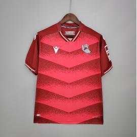 Camiseta Real Sociedad Segunda Equipación 2021/22