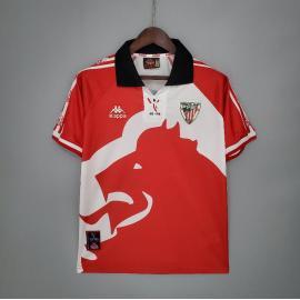 Camiseta Retro Athletic De Bilbao Primera Equipación 97/98