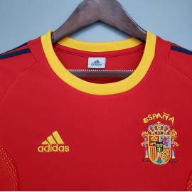 Camiseta Retro España 1ª Equipación 2002