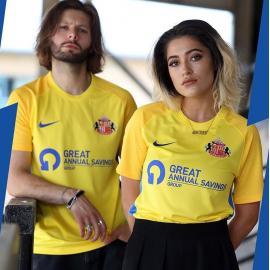 Camiseta Sunderland 2ª Equipación 2021/2022