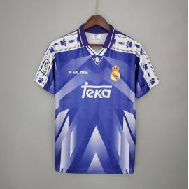 Camisetas Retro Real Madrid 2ª Equipación 1996/97