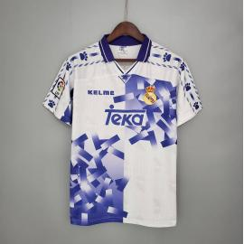 Camisetas Retro Real Madrid 3ª Equipación 1996/97