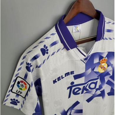 Camisetas Retro Real Madrid 3ª Equipación 1996/97