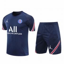 Entrenamiento Paris Saint Germain Conjunto Completo Azul Marino 20/2021