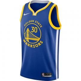 Camiseta de la Golden State Warriors Icon Swingman - Stephen Curry