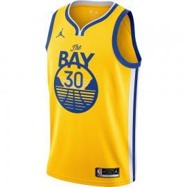 Golden State Warriors Statement Swingman Camisetas - Stephen Curry