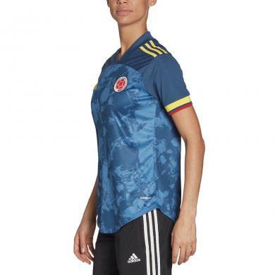 Camisetas De Colombia Segunda Equipación 2020 2021 Mujer
