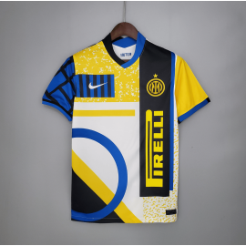 Camiseta del Inter de Milán 2020-2021 4th