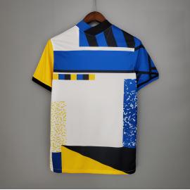 Camiseta del Inter de Milán 2020-2021 4th