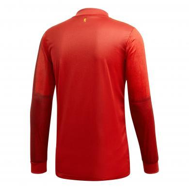 Camiseta 1ª España Euro 2021 Manga Larga