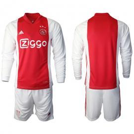 Camiseta Ajax De Ámsterdam 1ª Equipación 2020/2021 Manga Larga