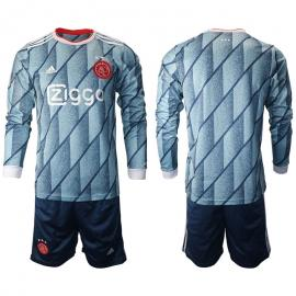Camiseta Ajax De Ámsterdam 2ª Equipación 2020/2021 Manga Larga