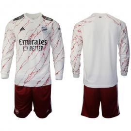 Camiseta Arsenal FC 2ª Equipación 2020-2021 Manga Larga