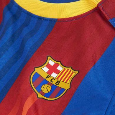 Camiseta Del Estadio Del Fc Barcelona 2020/21 Para Niños