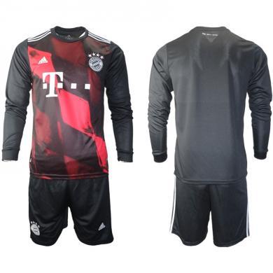 Camiseta Fc Bayern Munich Tercera Equipación 2020-2021 Manga Larga
