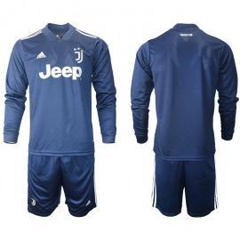 Camiseta Juventus 2ª Equipación 2020/2021 Manga Larga