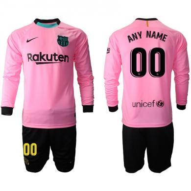 Camiseta Barcelona 3ª Equipación 2020/2021 Manga Larga