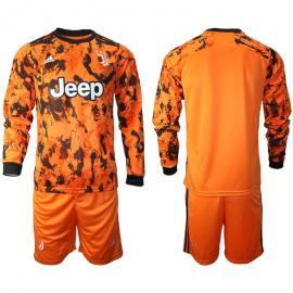 Camiseta Juventus 3ª Equipación 2020/2021 Manga Larga