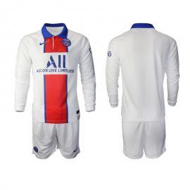 Camiseta París Saint-Germain 2ª Equipación 2020/2021 Manga Larga