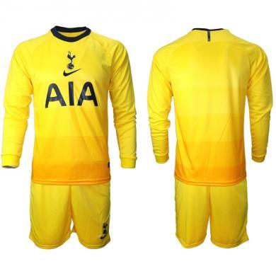 Camiseta Tottenham Hotspur 3ª Equipación 2020-2021 Manga Larga