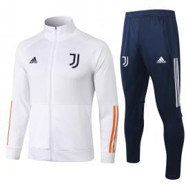 Chandal Entrenamiento FC Juventus 2021 Blanco