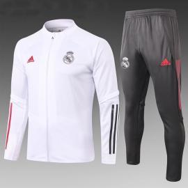 Chandal Entrenamiento FC Real Madrid 2021 Blanca Niño