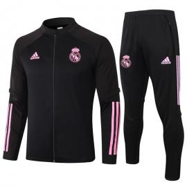 Chandal Entrenamiento FC Real Madrid 2021 Negro