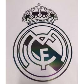 Sudadera con capucha Real Madrid 2020/21 (Blanco)