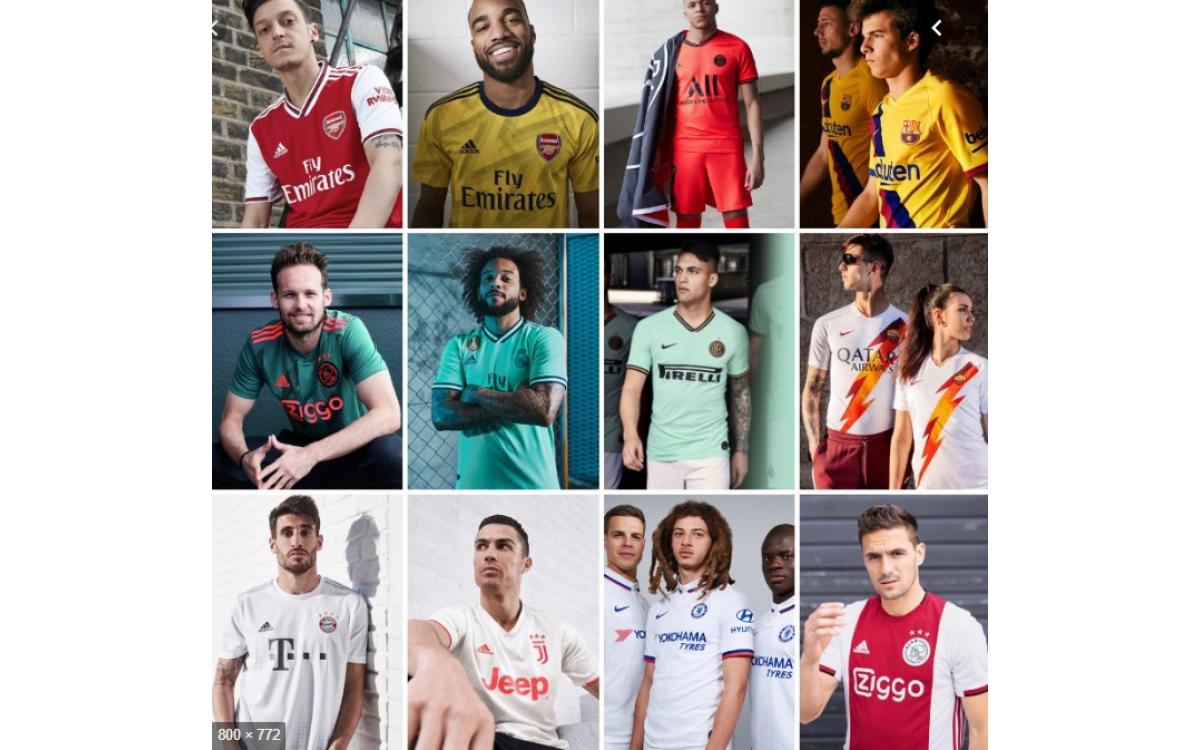 Why Men Started Wearing Female Athlete Jerseys on Camisetasfutboleses.com