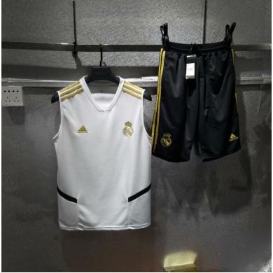 2019 - 2020 chaleco de entrenamiento del Real Madrid