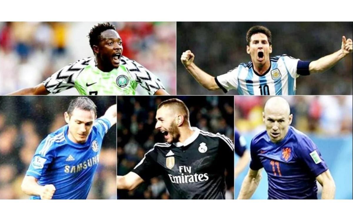 Ranking: Las 20 mejores camisetas de fútbol de toda la década