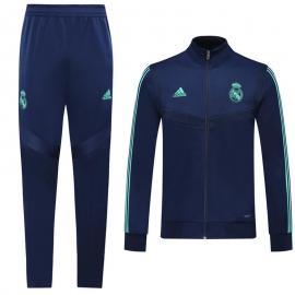Chaqueta Presentación Real Madrid Ultimate Azul