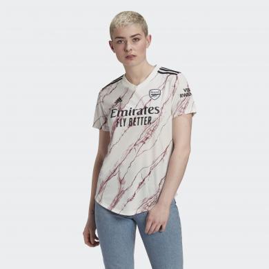 Camiseta Segunda Equipación Arsenal 20/21 Mujer